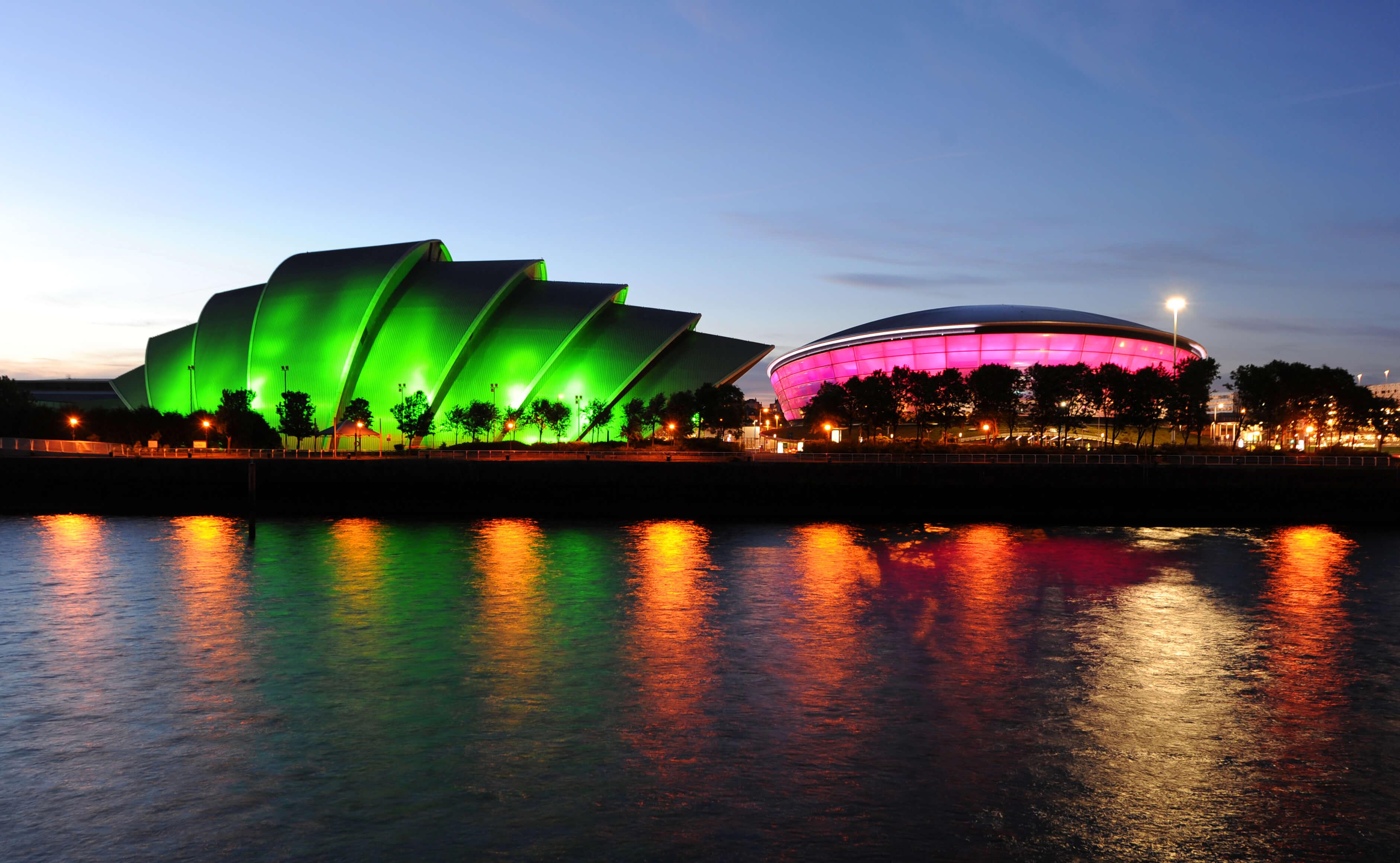 SEC Center Glasgow